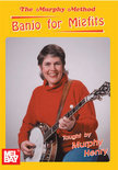 Banjo for Misfits taught by Murphy Henry, DVD