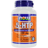 NOW Foods by Now 5-HTP Neurotransmitter Support 100 mg-120 Vcaps