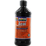 NOW Foods by Now Acai Liquid Concentrate Super Fruit Antioxidant 16 oz