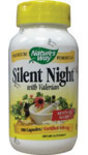 Silent Night 440 mg 100 Caps - Nature's Way