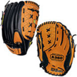 Wilson A360 ES14 14 Inch Softball Glove