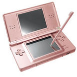 Nintendo DS Portable Gaming System - Metallic Rose