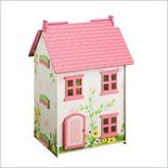 Teamson Kids Hand Carry Doll House - W-9587A