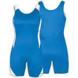 Eastbay Speedsuit - Womens - Royal/White