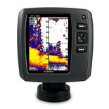 Garmin echo 550c 5-inch Color Dual-Beam Fishfinder GPS 010-00955-00