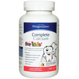 Progressive Complete Calcium For Kids, 60 or 120 Chewable Tablets