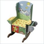 Teamson Kids Sunny Safari Painted Potty Chair - W-9842A