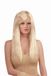 Runway Model Wig - Blonde