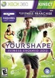 Your Shape Evolved 2012 Kinect Required (Xbox 360)