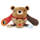 Hug & Hide Activity Toy - Bear