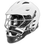 Warrior TII Lacrosse Helmet - Mens - White